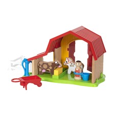 Farm & Barn Playset