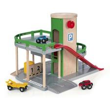 Double Level Parking Garage