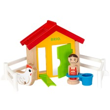 Hen House Toy