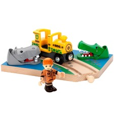 Safari Curve Accessory Toy Set