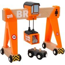 Gantry Crane Toy Set