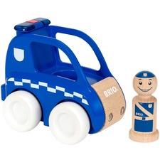 Light & Sound Police Car Toy