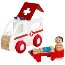Light & Sound Ambulance Toy