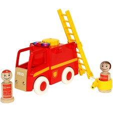 Light & Sound Firetruck Toy