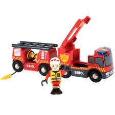 Rescue Fire Truck Toy Set