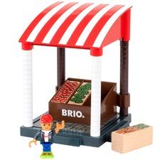 Market Stand Toy Set