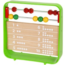 Abacus with Clock Toy