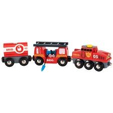 Rescue Cargo Train Toy Set