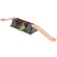 Collapsing Bridge Toy Set