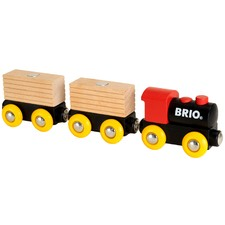 Classic Train Toy Set