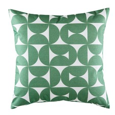 Korah Green Outdoor Cushion