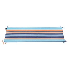 Multistripe Coastal Bench Outdoor Cushion