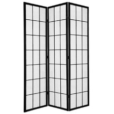 3 Panel Shoji Room Divider Screen