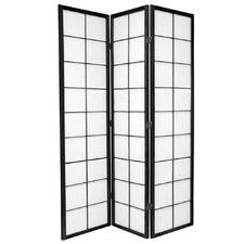 3 Panel Zen Room Divider Screen