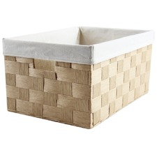 Linear Storage Basket