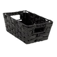 Jasper Woven Rattan Storage Basket