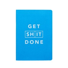 Get Shit Done Classic Notebook