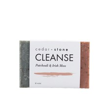 Patchouli & Irish Moss Cleanse Bar