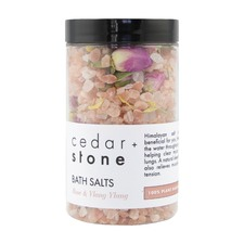 Rose & Ylang Ylang Bath Salts