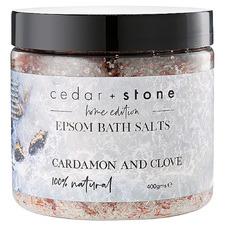 Cardamom & Clove Epsom Bath Salts