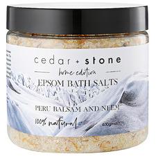 Peru Balsam & Need Epsom Bath Salts