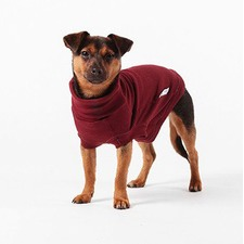 Percy Burgundy Turtleneck