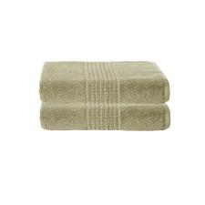 Bella Russo 600 GSM Mosaic Cotton Bath Sheets (Set of 2)