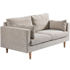 Sand Silas 2 Seater Sofa