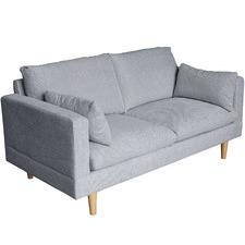 Grey Silas 2 Seater Sofa