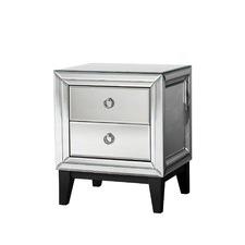 Aden 2 Drawer Side Table