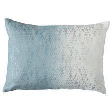 Emelia Mineral Textured Cotton Cushion