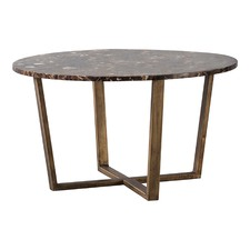 Nala Round Marble Coffee Table