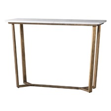 Linley Marble Console Table