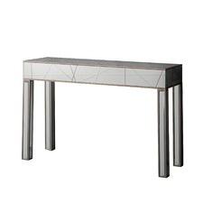 Braylon Mirrored Console Table