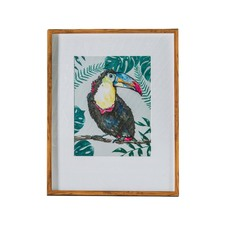 Orval Toucan Framed Wall Art