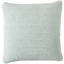 Katy Knitted Cotton Cushion