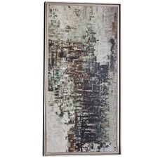 Stellan Abstract Framed Wall Art