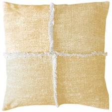 Patna Fringe Cotton Cushion