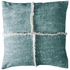 Patna Fringe Cotton Cushion