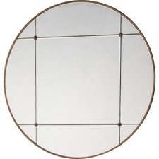 Allina Round Mirror
