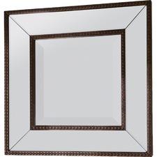 Large Ashkirk Square Mirror