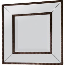 Medium Ashkirk Square Mirrors (Set of 4)