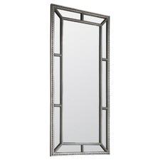 Lesly Beaded Wall Mirror