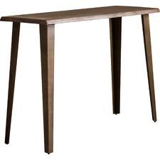 Farrah Oak Console Table