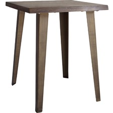 Farrah Oak Side Table