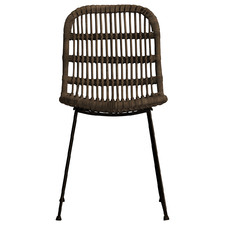 Santo Rattan Dining Chairs (Set of 2)
