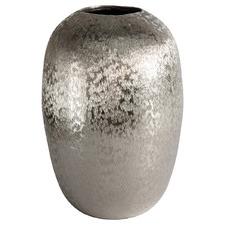 Silver Elowan Metal Vase