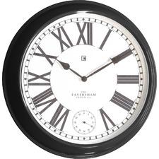 52cm Faversham Metal Wall Clock