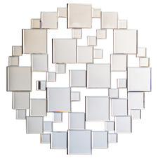 Forsythe Round Wall Mirror