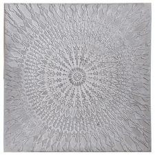 Roshani Textured Canvas Wall Art